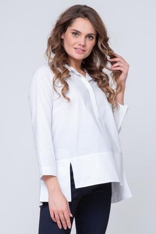 Рубашка для беременных 09060 белый