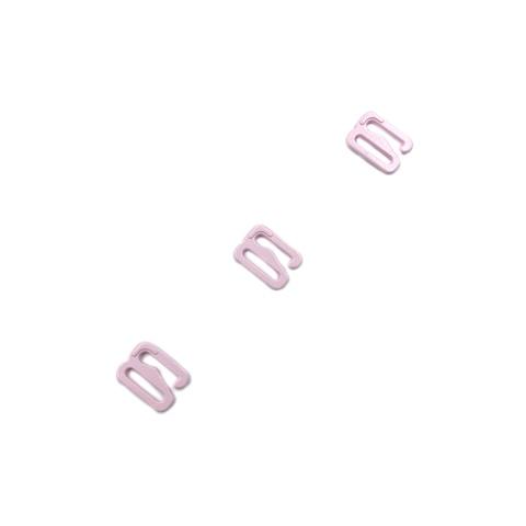 Крючок для бретели розовый 10 мм (цв. 189)