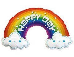F Фигура, Радуга в облаках, Happy day, 14