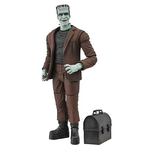 Munsters Action Figures Series 01