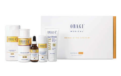 Obagi C-Rx System for normal to oily skin Система