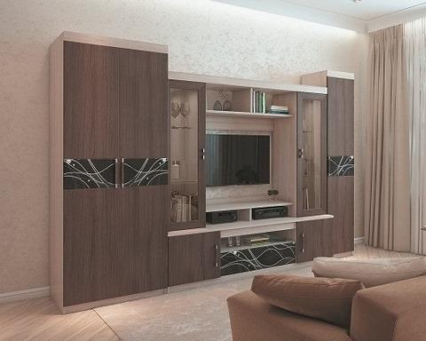 Гостиная модульная НИКОЛЬ