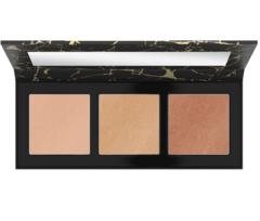 Catrice - палетка для макияжа лица: бронзер и хайлайтеры