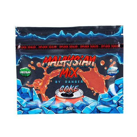 Кальянная Смесь Malaysian Mix 50 г Coke (Кола)