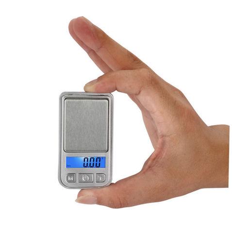 Электронные весы мини 200 гр.