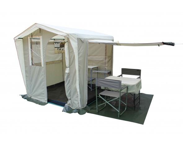 Палатка-Кухня Митек Люкс 2,0х2,0 Ø 25 мм