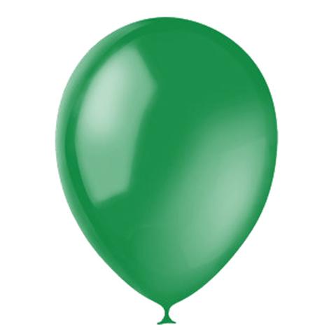 Шар Изумрудно-зеленый, 30 см