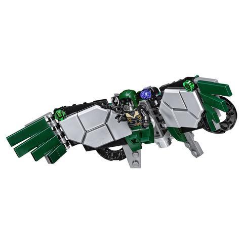 LEGO Super Heroes: Берегись Стервятника 76083 — Beware the Vulture — Лего Супергерои