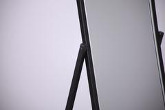 У-160-40 Зеркало напольное (черное)