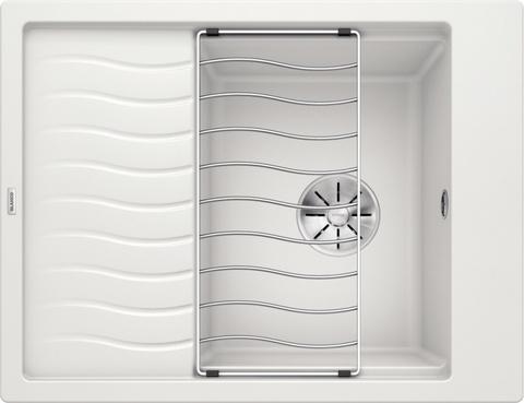 Кухонная мойка Blanco ELON 45S, белый