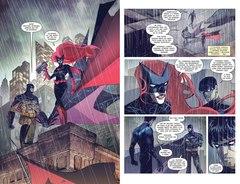 DC. Rebirth. Бэтмен. Ночь Людей-Монстров