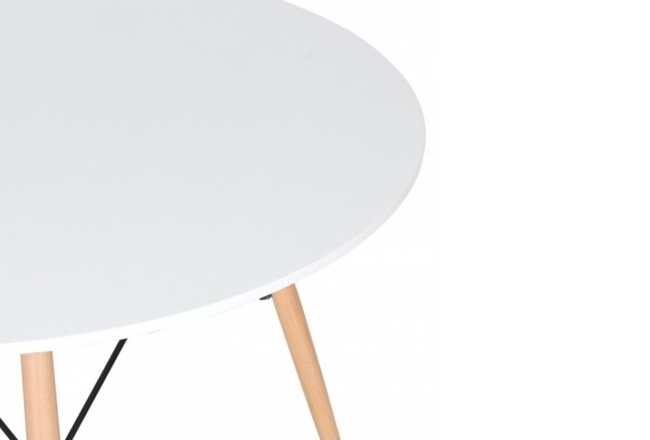 Стол обеденный DARS (100) WHITE (белый)