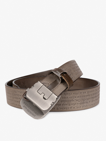 """Belt """"Severomorsk"""" with automatic buckle"""