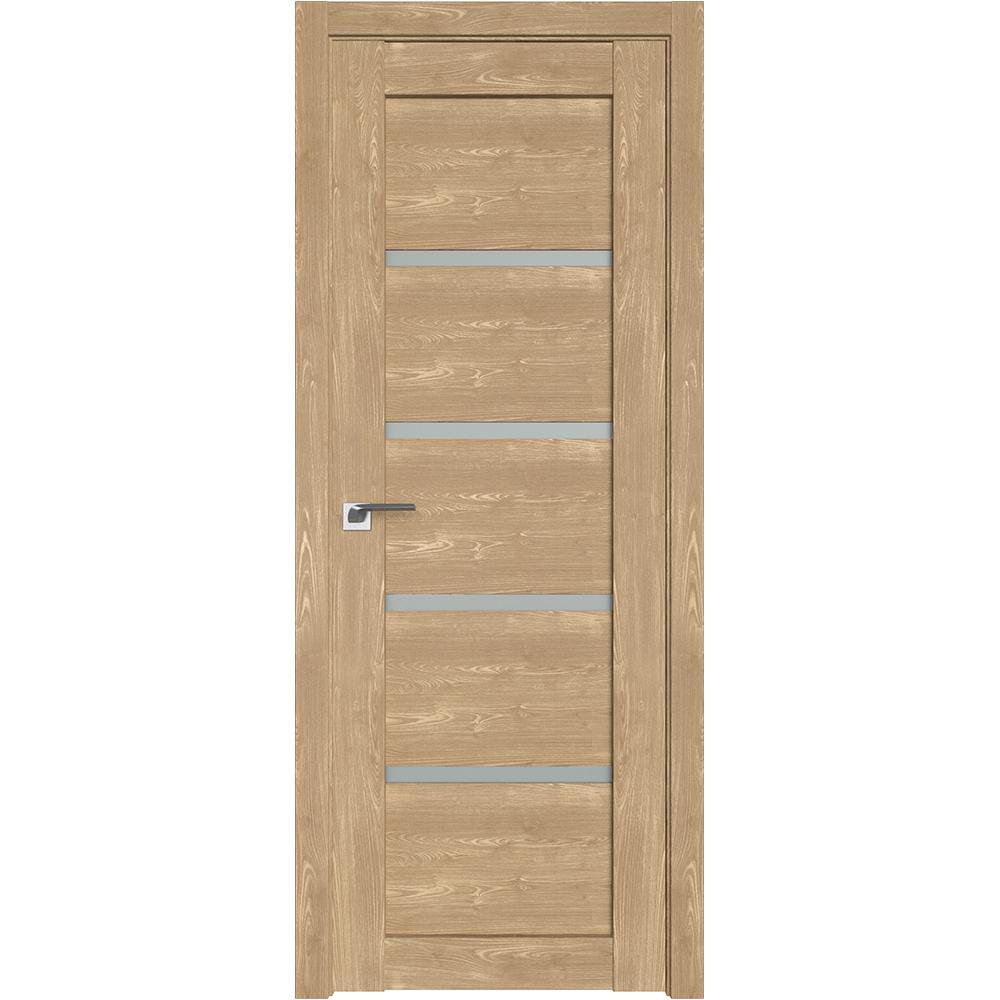 Двери в шоу-руме на Волгоградском проспекте Межкомнатная дверь экошпон Profil Doors 2.09XN каштан натуральный стекло матовое 2.09XN_kashtan_naturalnyy_matovoe_dvertsov.jpg