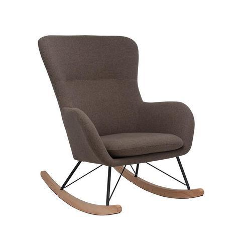 Кресло-качалка LESET SHERLOCK, цвет кофе