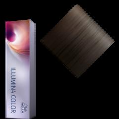 WELLA ILLUMINA COLOR 5/81 светло-коричневый жемчужно-пепельный 60 мл