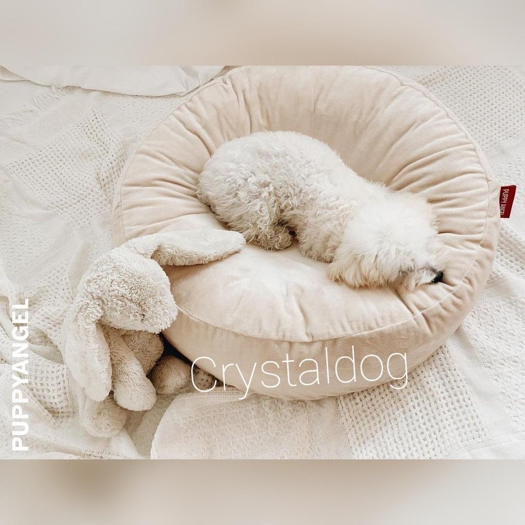 185 лежанка для собак бублик