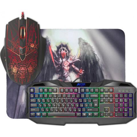 Клавиатура+мышь DEFENDER MKP-019