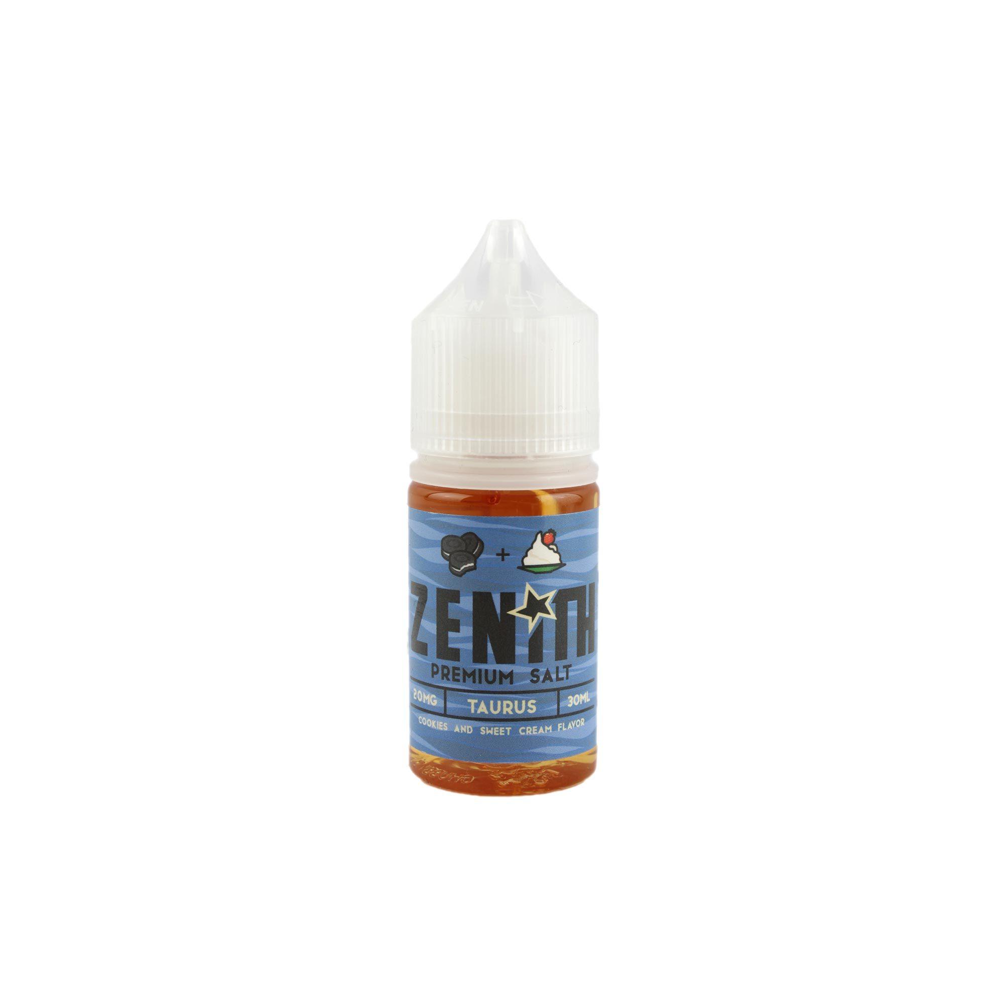 Жидкость Zenith Salt Taurus