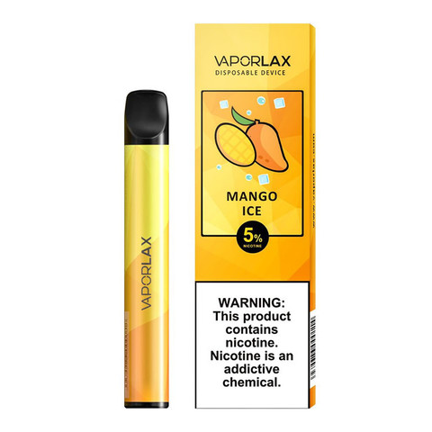 Vaporlax Mate (800 затяжек) Mango Ice