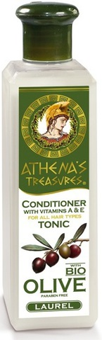 Кондиционер ATHENA'S TREASURES от выпадения волос
