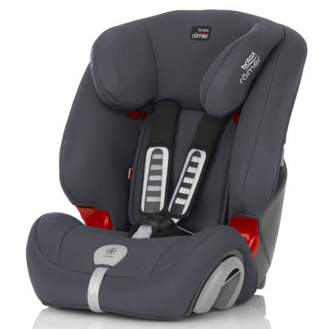 Автокресло Britax Roemer Evolva 1-2-3 Plus Storm Grey