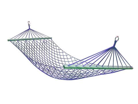 Гамак одноместный плетённый: K1G