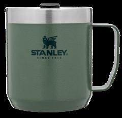 Термокружка с ручкой Stanley Classic 0.35L Зеленая