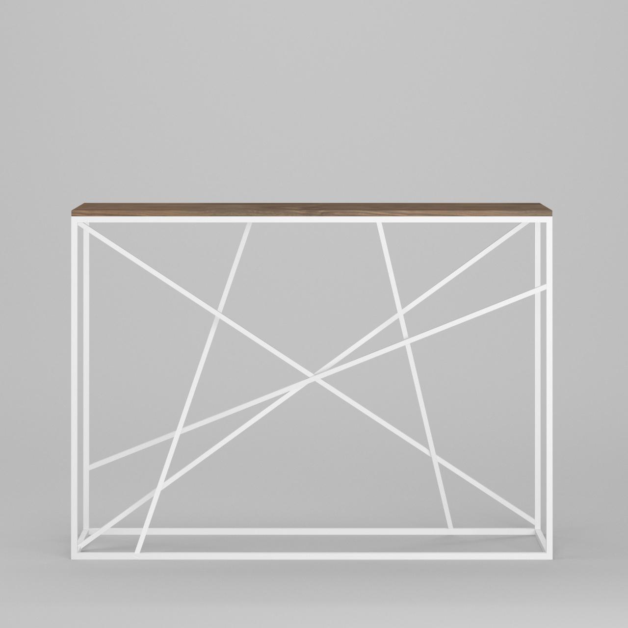 Консоль Wilson line white - вид 4