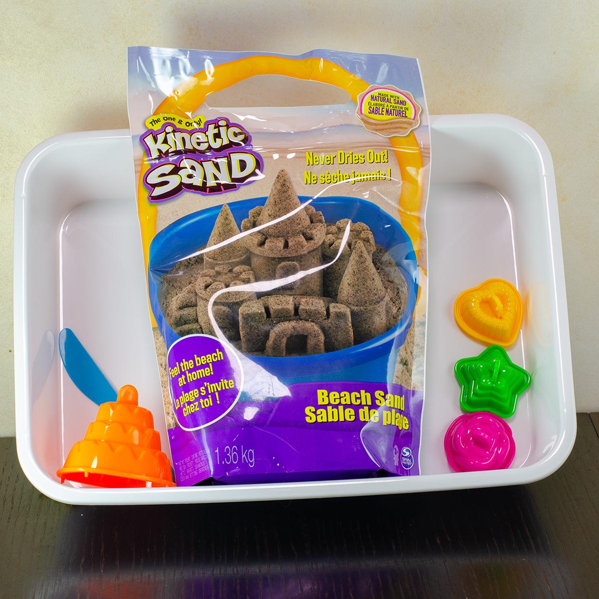 Набір кінетичного піска Готуємо мамі