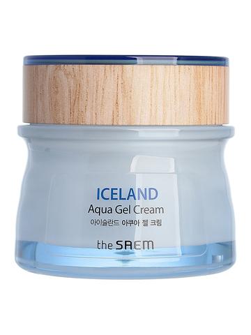 СМ Iceland Крем-гель для лица увлажняющий Iceland Aqua Gel Cream 60мл