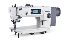 Фото: Одноигольная швейная машина челночного стежка с автоматическими функциями Gemsy GEM 0312 E3-AK