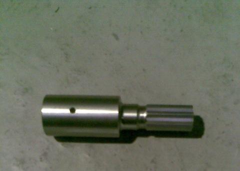 23544113 Вал крыльчатки для молочного насоса 3/4000 л/час