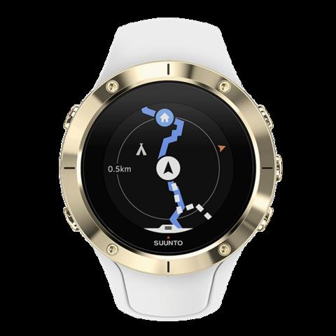 SUUNTO Spartan Trainer wrist HR - Gold