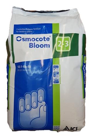 Осмокот Блюм (Osmocote Bloom) 12-7-18+МЭ 2-3 мес