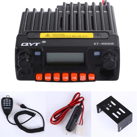 Автомобильная рация QYT QT-8900D