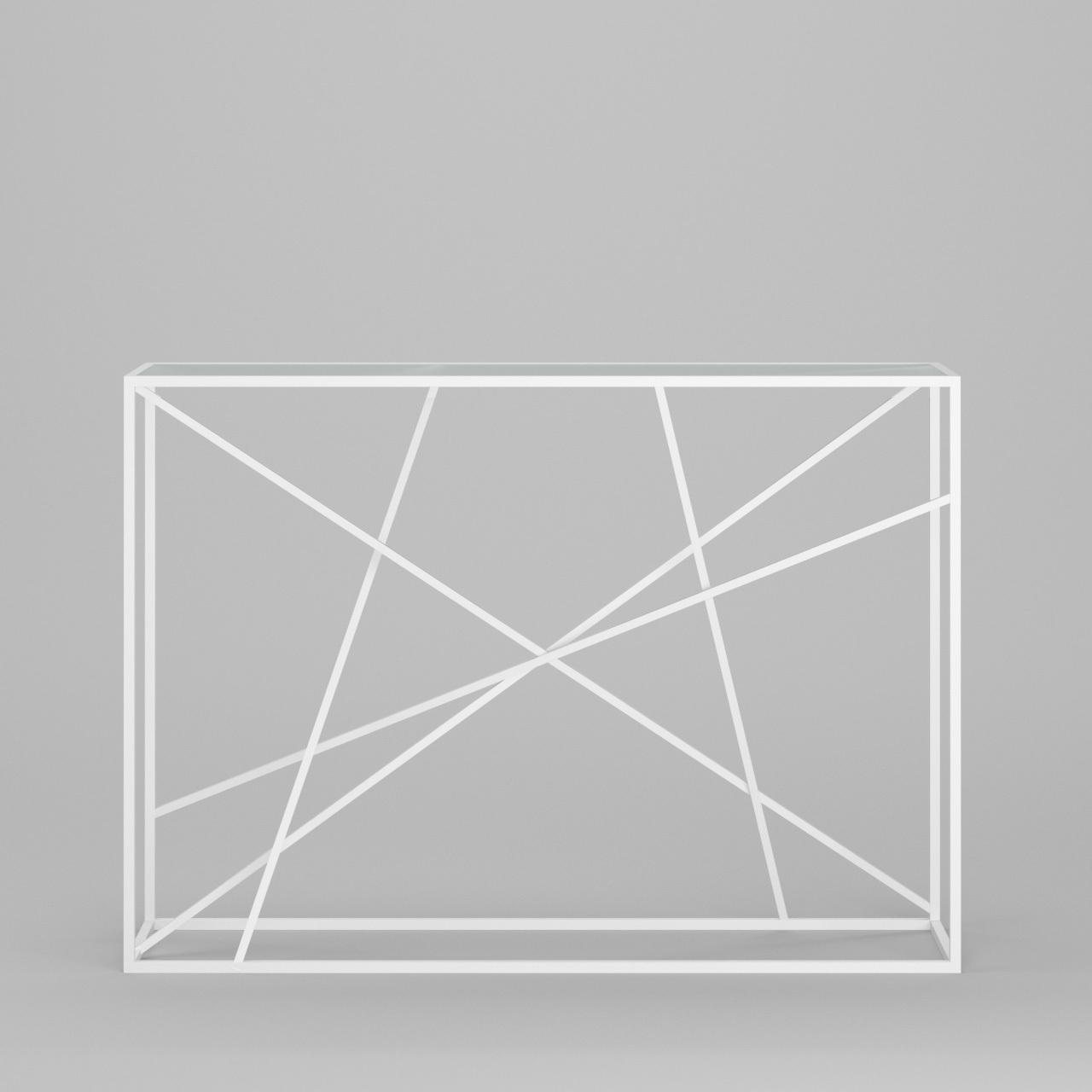 Консоль Wilson line white - вид 5