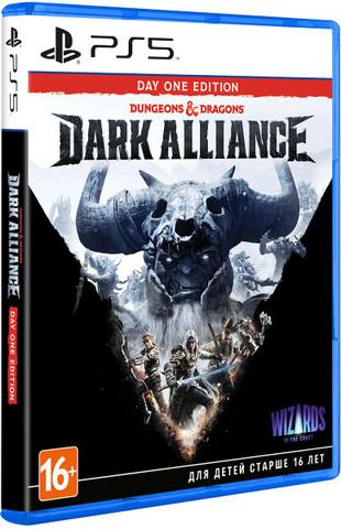 Dungeons & Dragons: Dark Alliance. Издание первого дня (PS5, русские субтитры)