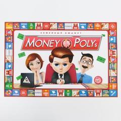 Настольная экономическая игра Монополия.