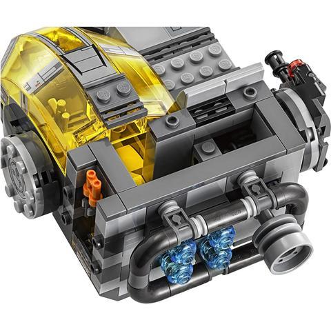 LEGO Star Wars: Транспортный корабль Сопротивления 75176 — Resistance Transport Pod — Лего Звездные войны Стар Ворз