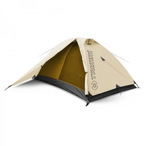 Туристическая палатка Trimm COMPACT, песочный 2+1