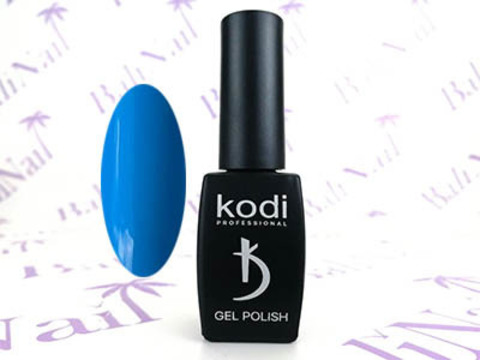 100B Гель лак kodi BLUE Gel Polish, 8 мл