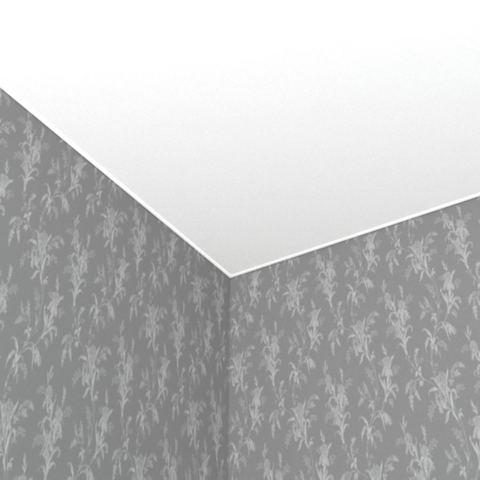 Потолочный плинтус из пенопласта.