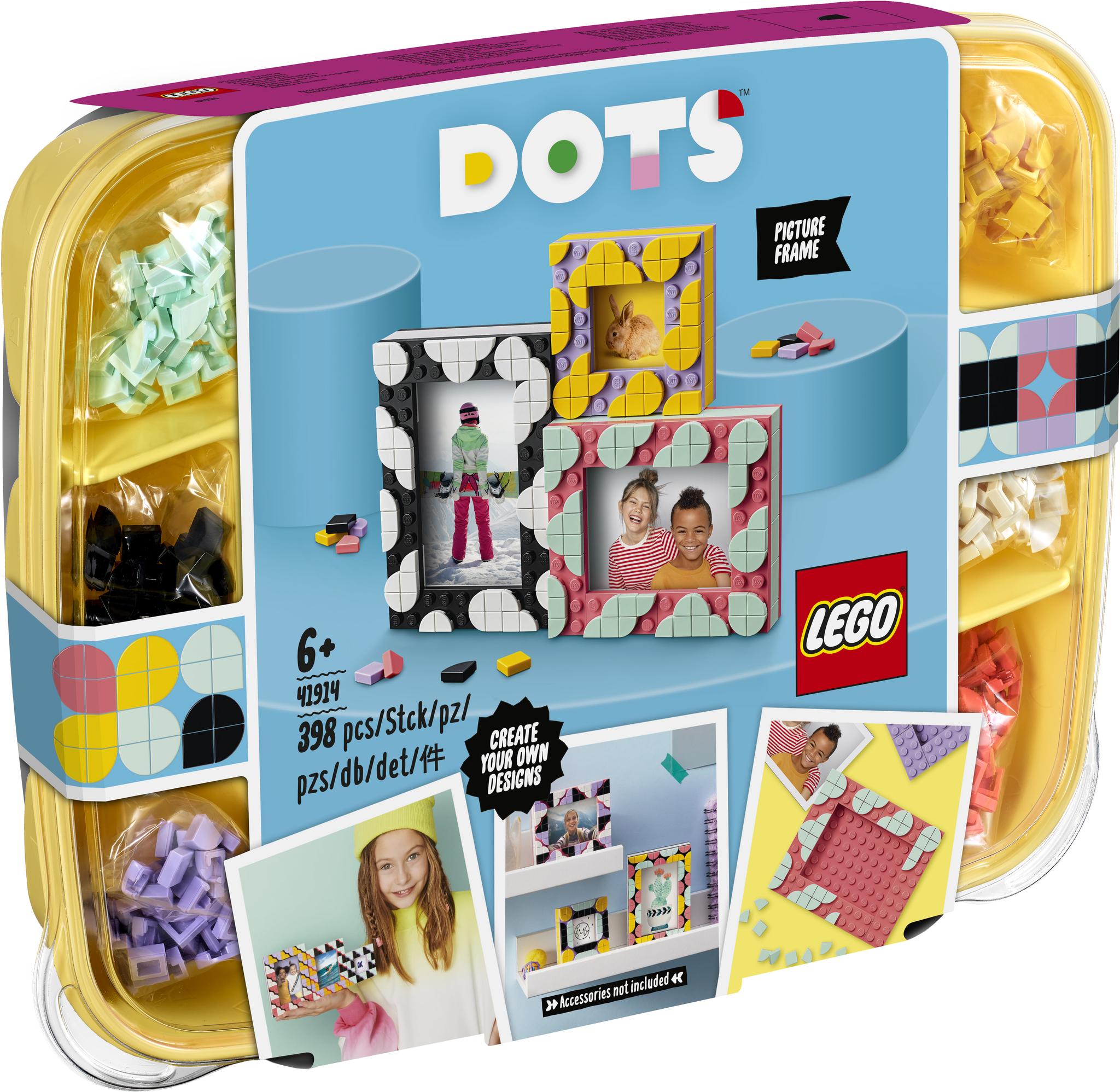 """LEGO DOTs 41914 ЛЕГО Дотс """"Креативные фоторамки"""""""