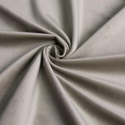 Портьерная ткань Тейлор светло-серый