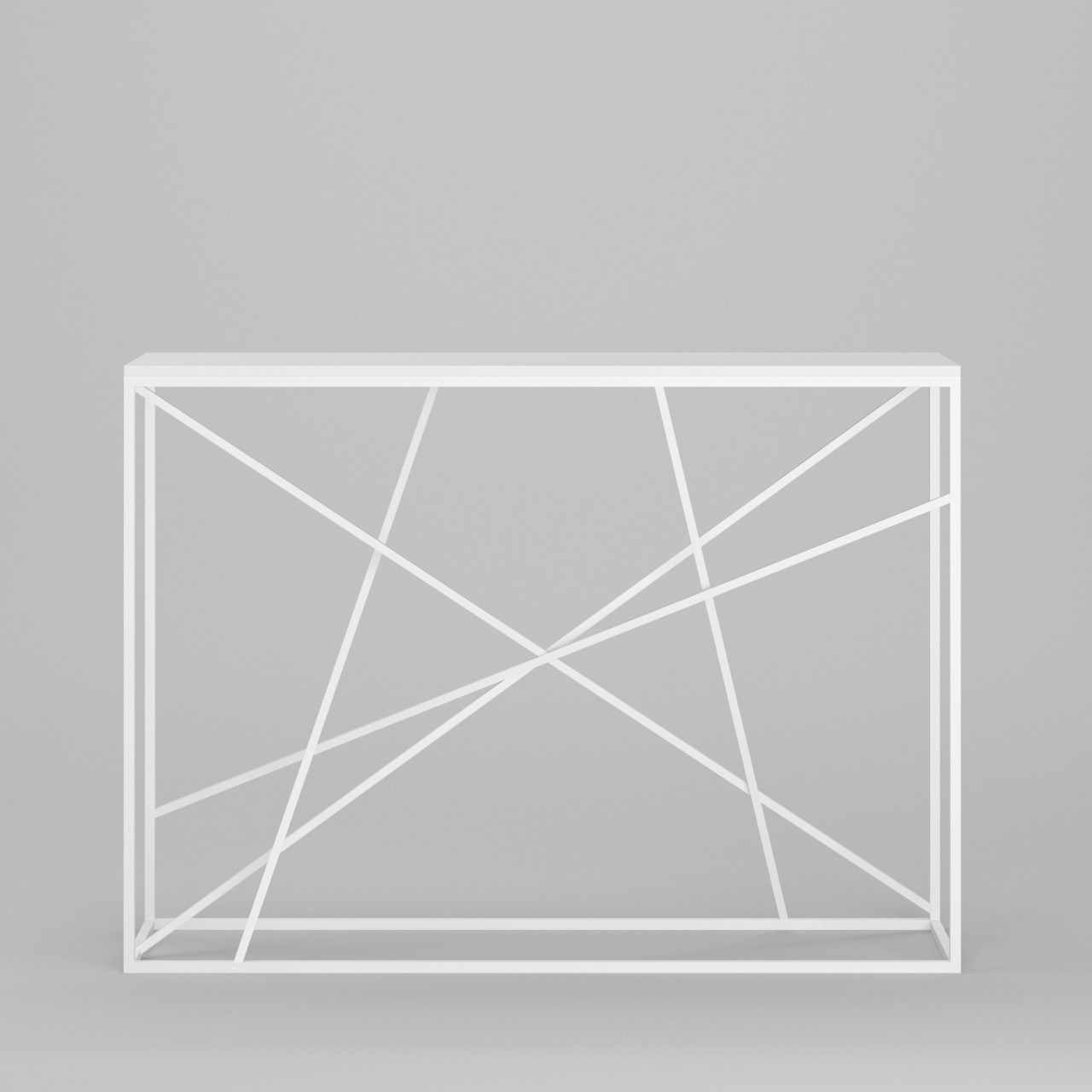 Консоль Wilson line white - вид 6