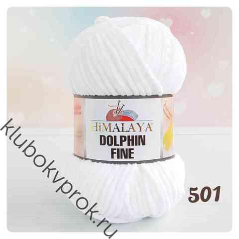 HIMALAYA DOLPHIN FINE 80501, Белый