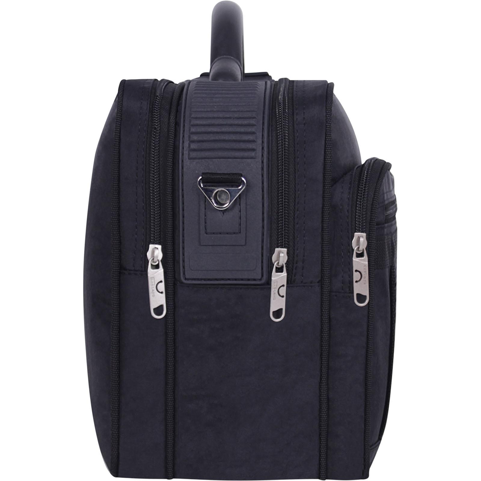 Мужская сумка Bagland Mr.Cool 15 л. Чёрный (0025170) фото 2