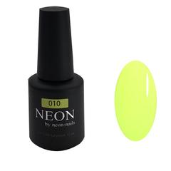 Неоновый лайм гель-лак NEON