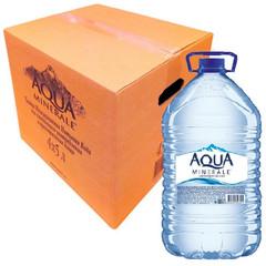 Вода питьевая Aqua Minerale негазированная 5 л (4 штуки в упаковке)